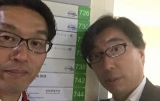 野本恵司議員と一緒